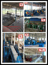 TSNR Natural Rubber Making Production Line Equipment