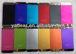 For iphone 5 housing back cover replacement replacement parts for iphone 5 back cover housing