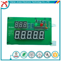Single Side PCB Manufacturing and Custom Assembly offer LED PCB with OSP in China
