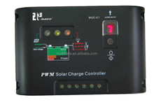 LED display PWM Solar Charge Controller 12/24V 5A
