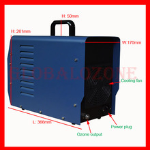 Ozone sterilization machine hotel purification