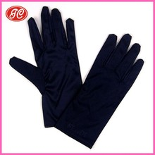 SRSafety 13 Gauge knitted nylon coated black nitrile gloves/working nitrile glove/safety glove