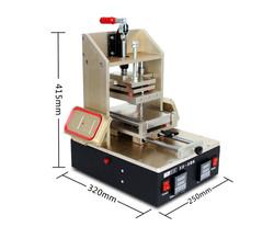 New oca vacuum laminating machine Middle Bezel Split / iPhone Frame Laminator / Vacuum LCD Separator / Glue Remover / Preheate