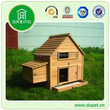 DXH001 Cheap Chicken Coop with a sliding access door