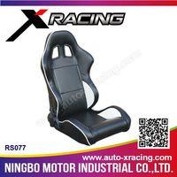 XRACING-2015 (RS077) Universal Sport Racing Seat Bride Racing Seat For Car