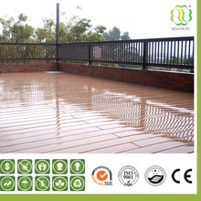 Waterproof Outdoor Floor Covering Eco Deck Wpc Flooring For Balcony