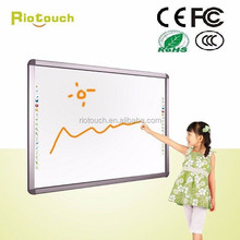 "Riotouch 82"" OEM 3 Year Warranty Multi Touch Smart Board USB IWB IR Interactive Whiteboard for Teaching"