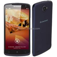 wholesale Lenovo S920 4GB Navy Blue 3G GPS and AGPS Android 4.2.1 RAM: 1GB 5.3 inch HD IPS Capacitive Screen Duble SIM & Camera