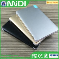 OEM is welcome,cheap promotion gift 3000mah mini portable power bank for mobile phone