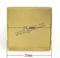 Gets.com brass gold cake cardboard base