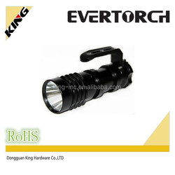 China Evertorch Top Quality camping equipment XML-L2 USB slot high power led torch light