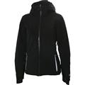 tela de nylon impermeable de esquí de prendas de vestir chaqueta para las mujeres