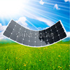 thin film semi flexible solar panel 100w 120w 250w 20% efficiency Solar panels