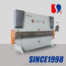 ANHUI DASHENG WF67K series torsion synchronization dnc two axis press brake