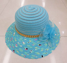 The Most Beautiful Spanish Straw Hat for Girls