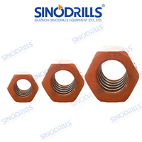 SINODRILLS Rock bolt accessories of anchor nut