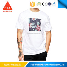 2015 fashion cotton design your own t shirtg---7 years alibaba experience