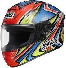 SHOEI X-TWELVE (X-12) DAIJIRO MEMORIAL TC-1 FULL FACE MOTORCYCLE HELMET