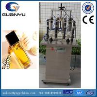 GY-XSB Semi-automatic Perfume Liquid Filling Machine for Glass Bottles