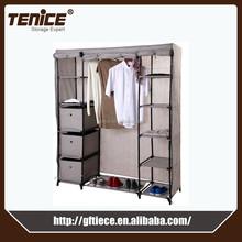 Tenice new walmart ikea fabric portable wardrobe closets design
