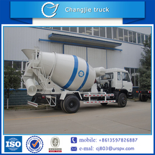 New arrival cheap price customized for export high quality Q345/16Mn dongfeng right hand drive 6cbm 4x2 cement mixer truck