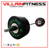 Gym Weight Lifting Rubber Plate