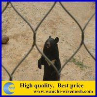High quality Zoo / Animal enclosure wire mesh (factory)