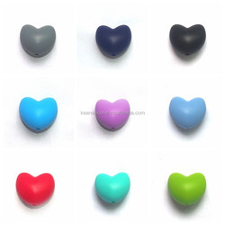 BPA Free wholesale baby teether necklace beads suitable to design your style jewelry