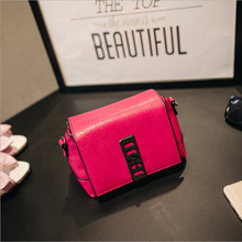 Brand new fashion women handbag Ladies Clutch shoulder Cross Body Bags Casual Simple Girl Bags Mini Messenger Bags