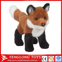 2015 new product plush fox toy, stuffed fox plush toy, fox stuffed toy
