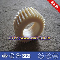 Injected spur plastic gear