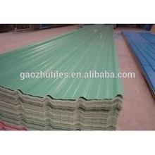 2015 nuovo del tetto del pvc isolamento tetto foglio di resina made in china