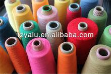 china yarn polyester spun yarn