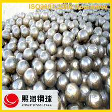 Baojie New High Chrome Quench Oil Cast Grinding Steel Ball