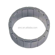 high quality ndfeb permanent motor magnet block