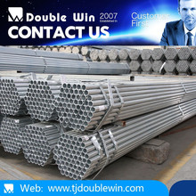 hot dipped galvanized Schedule 40 ASTM 53 welded steel pipe