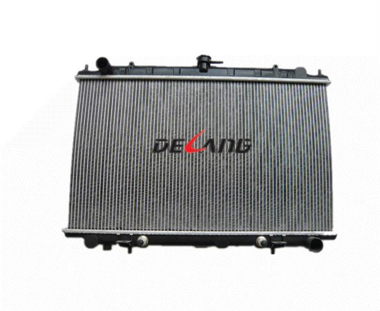 Auto Mobile Engine Oil Cooler : Auto engine radiator with oil cooler from shanghai oem