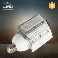 led street light bulb 80w e40 led street light
