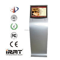 IRMTouch ir touch indoor/outdoor payment kiosk/self service kiosk