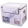 Alibaba china instalação portátil e inferior- freezer tipo solar freezer geladeira