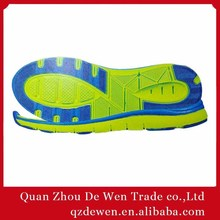 37# To 41# 2015 Women Soft Eva Rubber Sole Provider Made In Jinjiang, China MOQ 1200 Pairs
