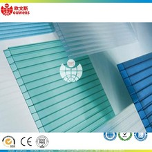 OWS 6mm Twin Wall Polycarbonate Greenhouse Panels With High Quality