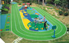 Outdoor rubber flooring for exterior playground -G-I-15012005