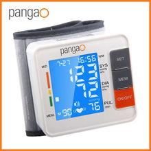 digital wrist blood pressure monitor with CE , FDA
