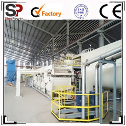 Asbestos Cement Sheet Machine,Pvc Board Production Line,Stone Wall Decoration Fiber Cement Board Machine
