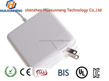 """Original /Oem 60W for Magsafe2 16.5V 3.65A T/L tip Power Adapter Charger for MacBook Retina13"""" before and After 2012"""