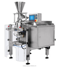 Vertical automatic chips plastic bag pouch packing machine