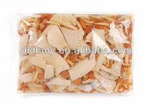 2012 new Dalian Donghemaoyuan Vacuum 1kg boiled nameko and oyster mixed mushroom