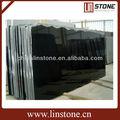 china granito negro losa de piedra
