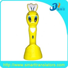 funny pens for promotion Kids personalized pens with books for language learning